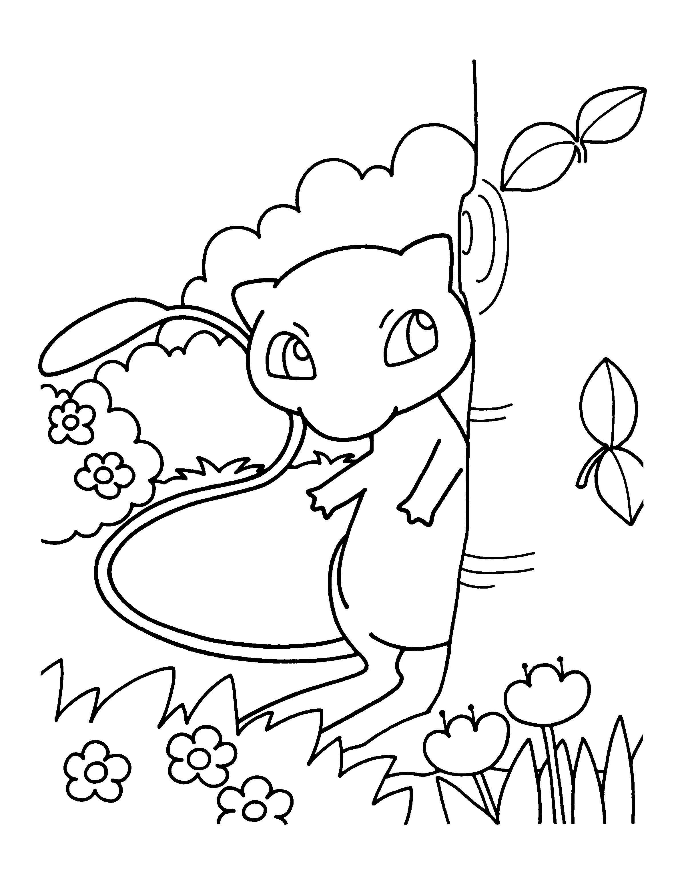 2400x3100 Pokemon Coloring Pages Eevee Evolutions Together Best Of Eevee