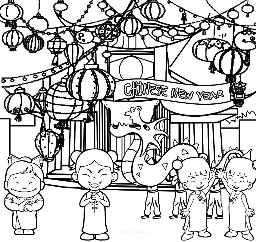 850x805 New Years Coloring Pages Icontent
