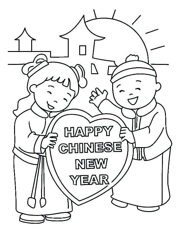 600x776 Happy New Years Coloring Pages New Years Coloring Page For Kids
