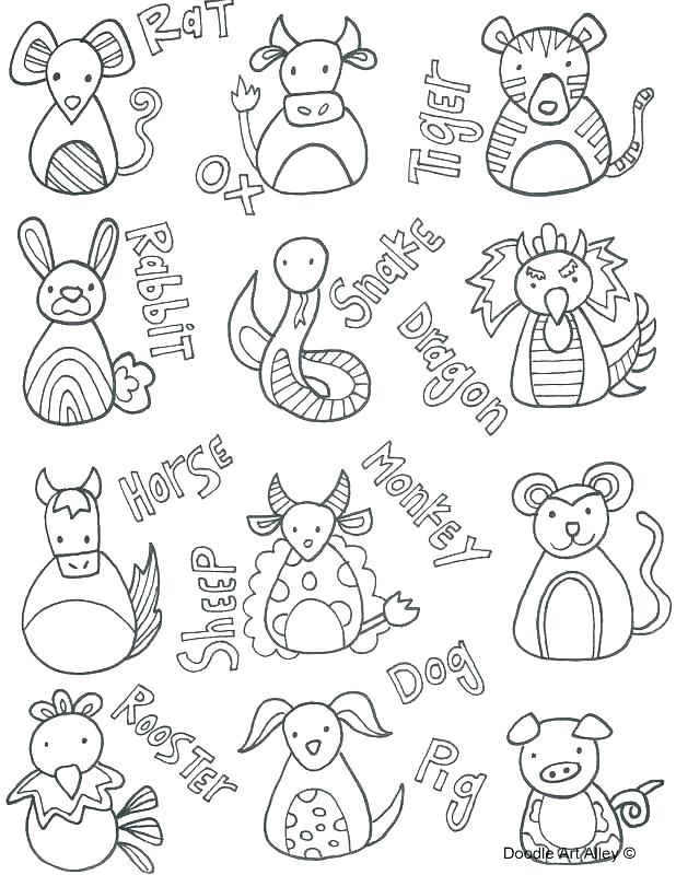 618x800 New Year Coloring Page Coloring For Kids Print Out Happy New Year