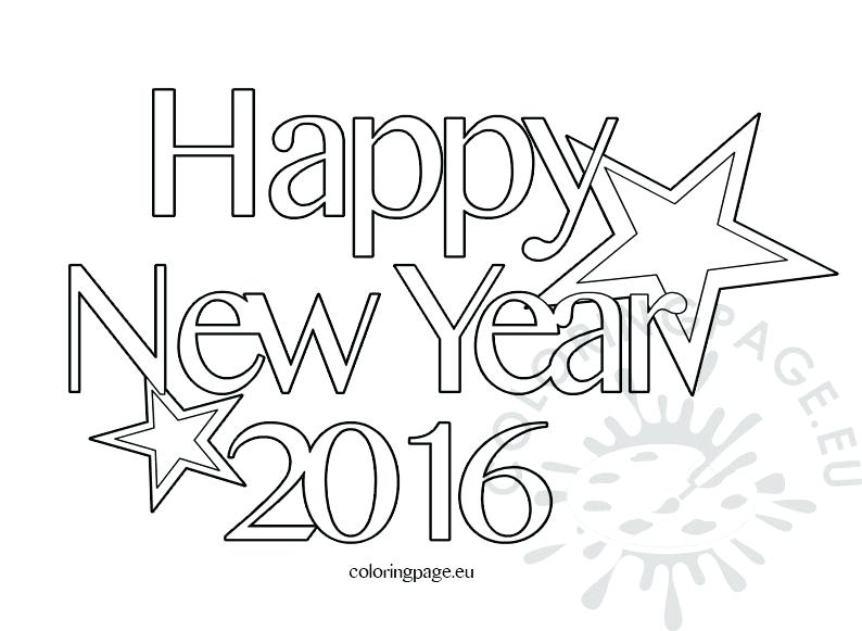 794x581 New Years Color Sheets New Years Coloring Pages And Book Coloring