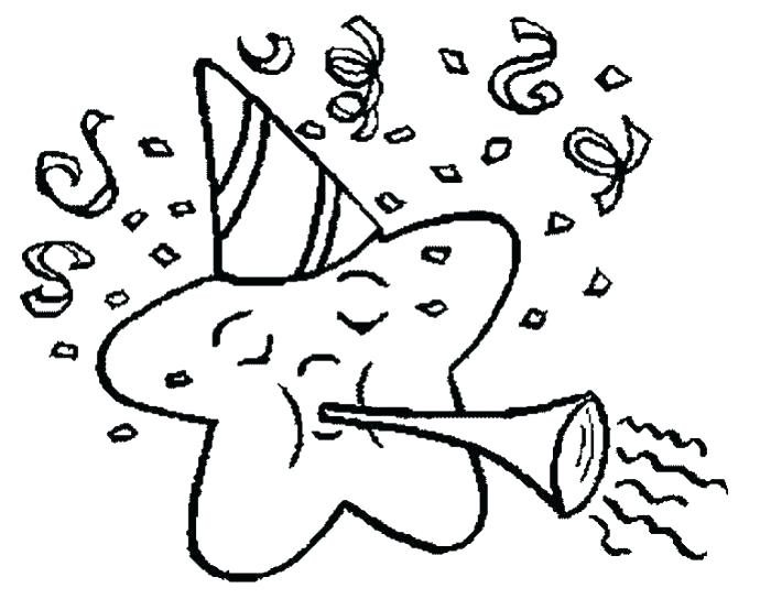 700x544 New Years Eve Coloring Pages New Years Eve Coloring Pages Happy