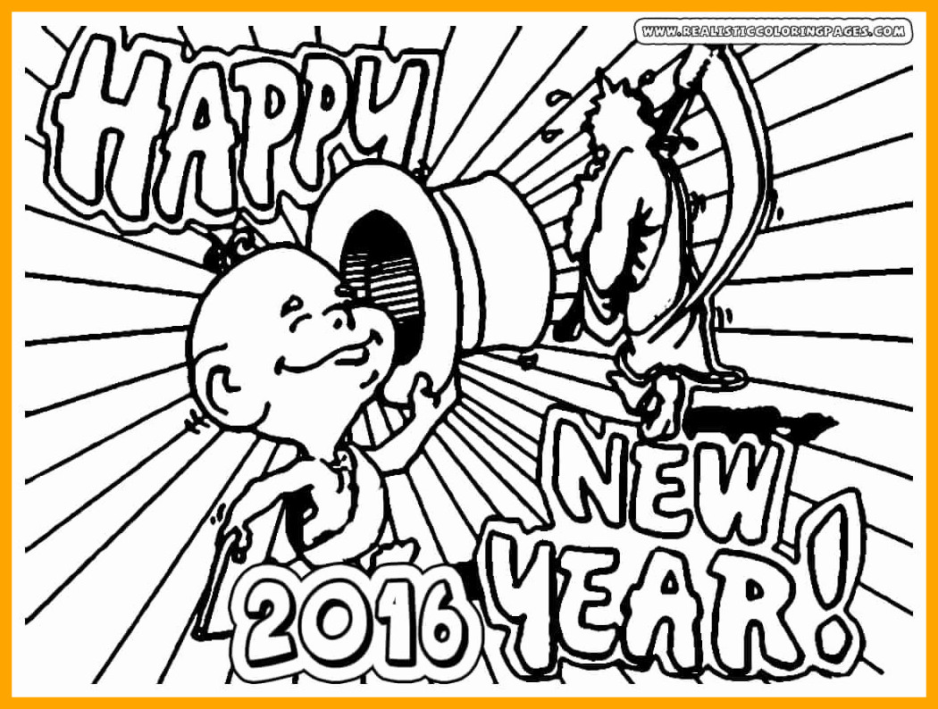 1050x794 Astonishing Coloring Pages New Years Sheets Pic For Inspiration