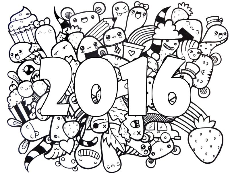 801x603 Wishes For A Happy Grown Up Coloring Pages