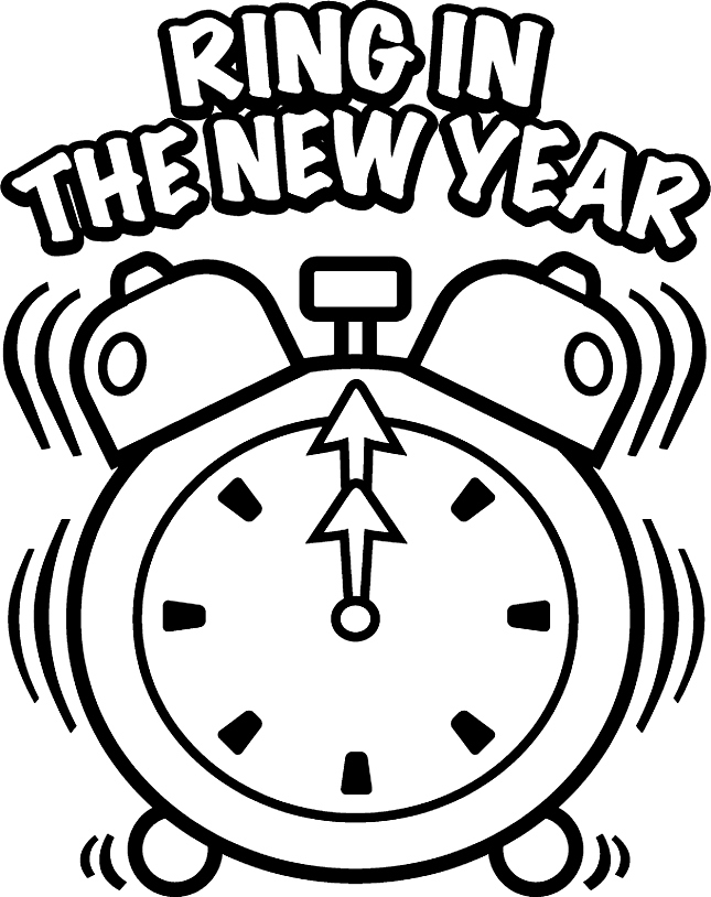 645x814 New Years Coloring Pages Elegant Baby New Year Coloring Page
