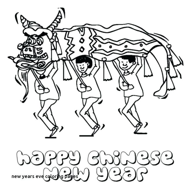 660x660 New Years Eve Coloring Pages Crayola Year Printable