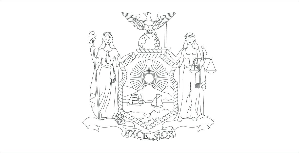 1181x606 New York Coloring Pages With New Coloring Pages Amazing Customized