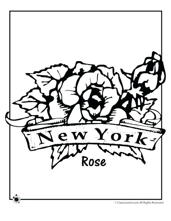 564x729 New York Coloring Pages Flag Of New Coloring Page New York Jets