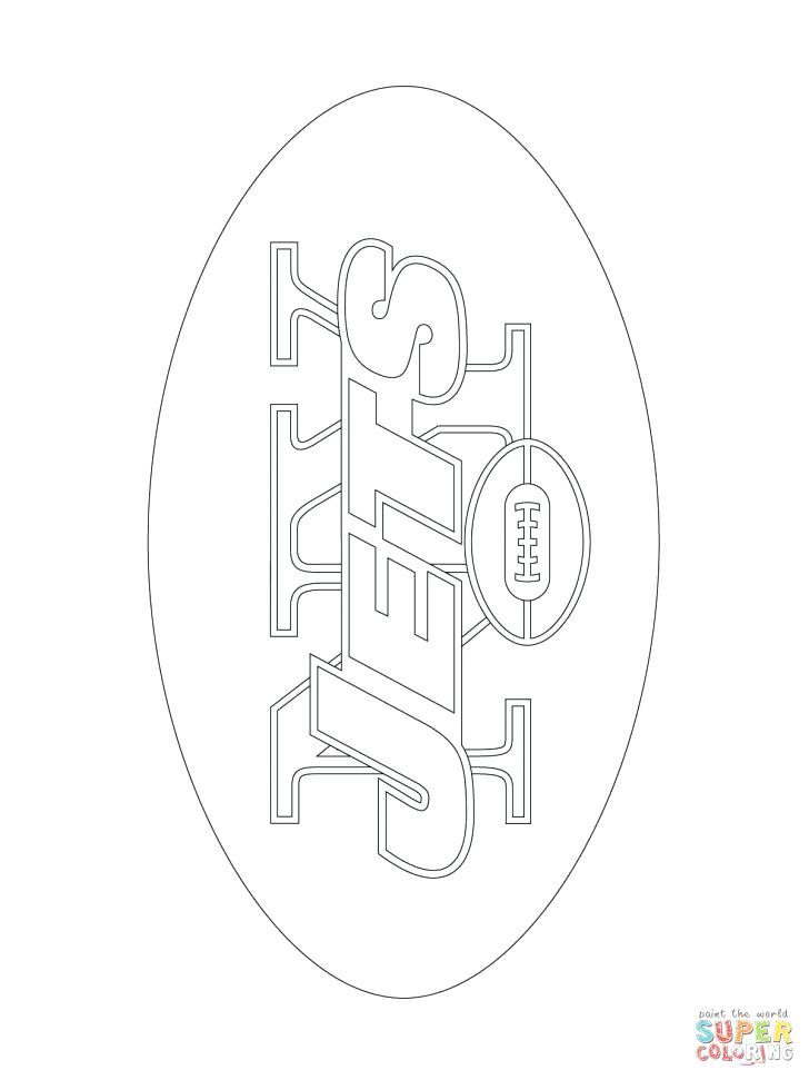 728x971 New York Jets Coloring Pages Football Fuhrer Von