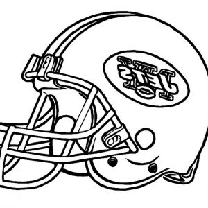300x300 Adult Football Helmet Coloring Page Football Helmet Coloring Pages