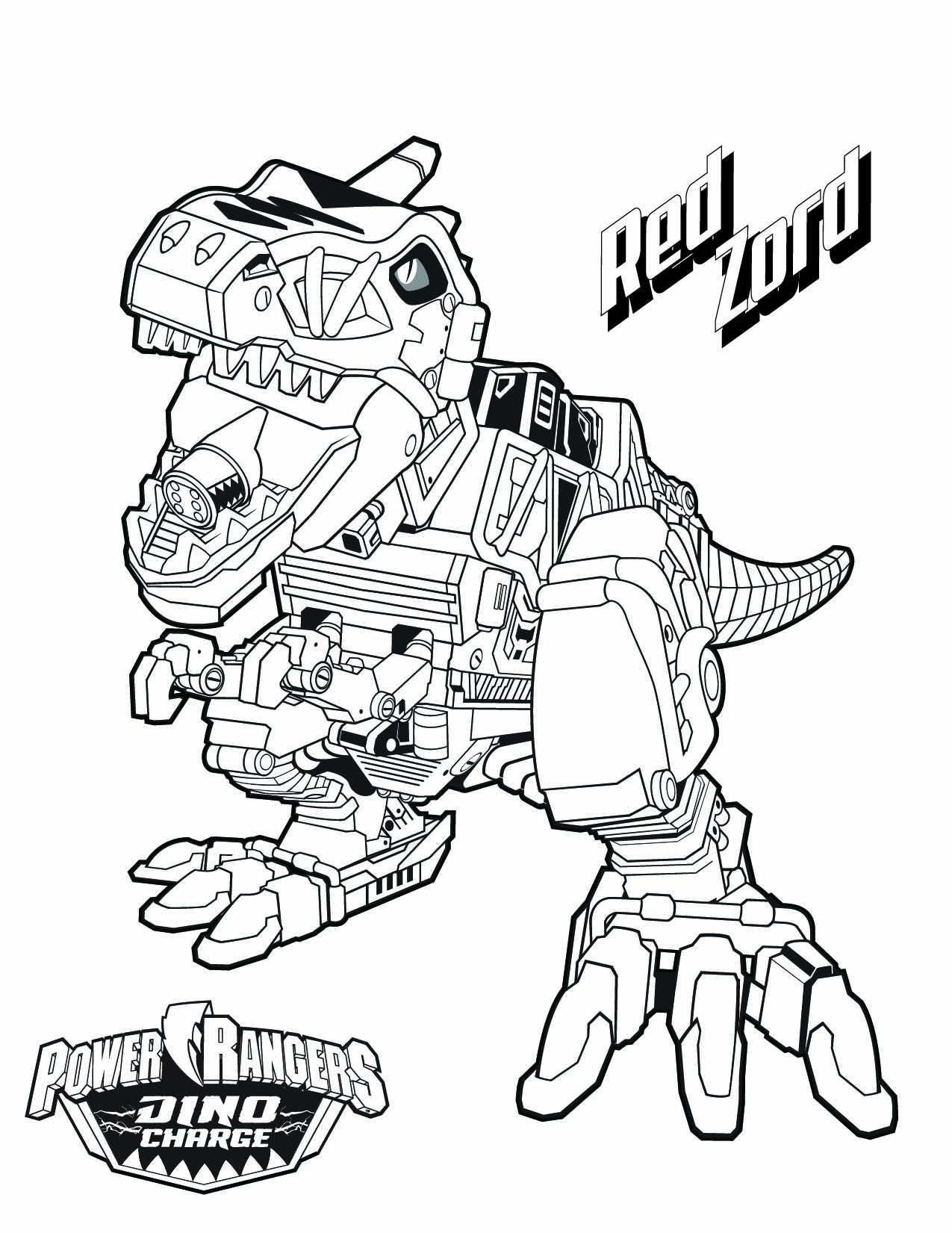 1275x1651 Bright Design Power Rangers Coloring Pages Samurai Dino Charge