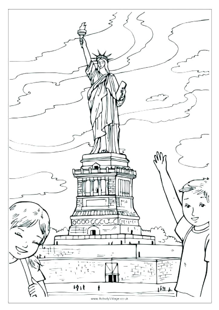 724x1024 New York City Coloring Pages New Coloring Pages New Coloring Pages