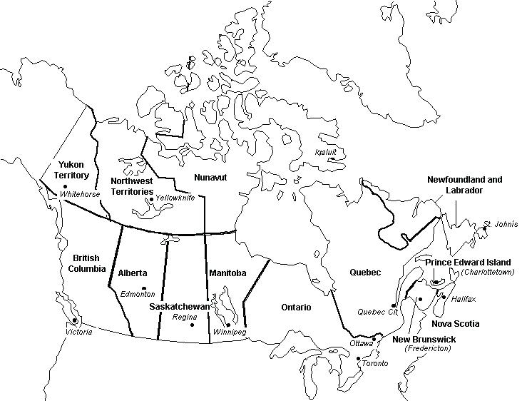 732x562 Canadian Province New Brunswick Coloring Page Coloring Pages