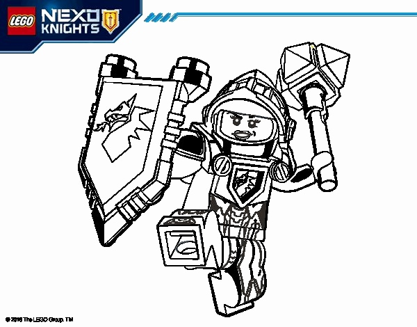 600x470 Lego Nexo Knights Coloring Pages Photos Macy Halbert Coloring Page