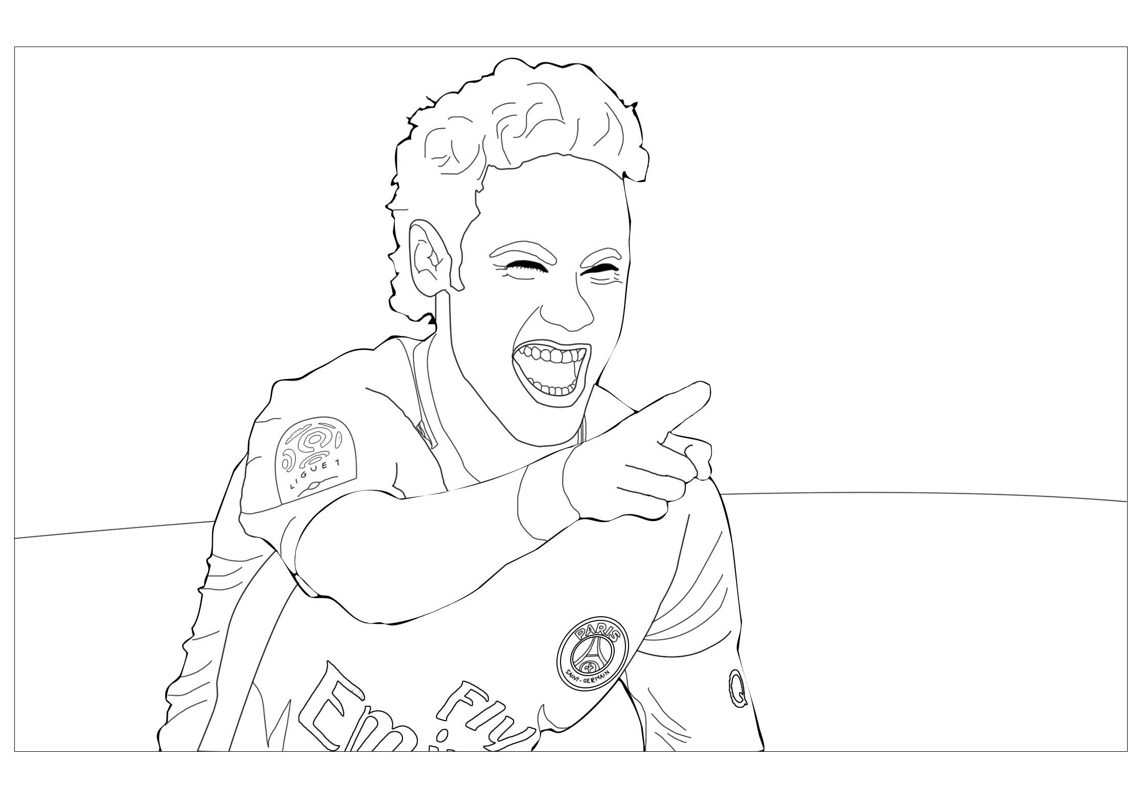 2233x1578 Neymar Jr