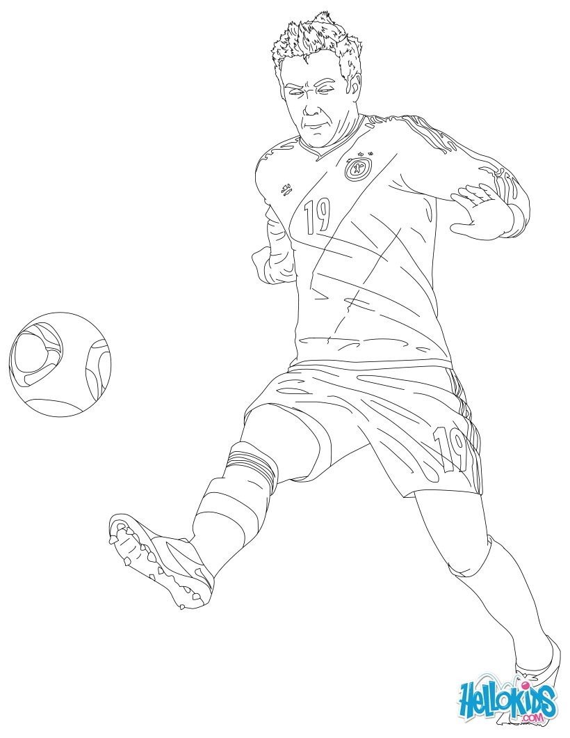820x1060 Soccer Coloring Pages Ronaldo