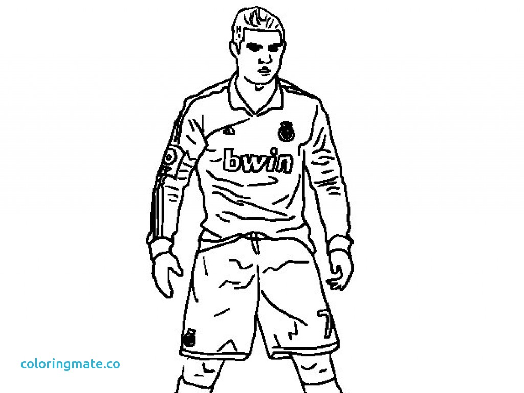 1024x768 Limited Messi Vs Ronaldo Coloring Pages Sharry
