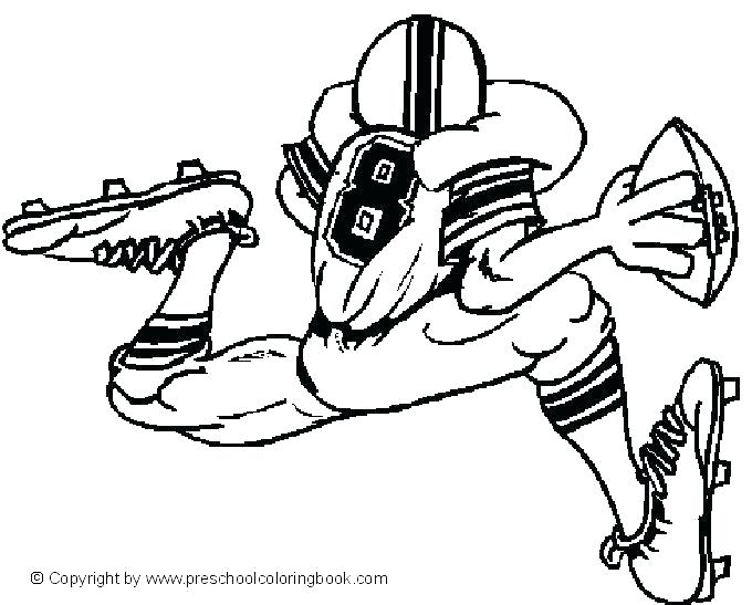 680x547 Free Nfl Coloring Pages Free Coloring Pages Coloring Page Football