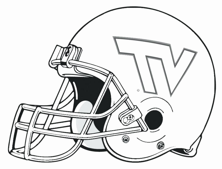 940x719 Broncos Football Helmet Coloring Pages Photograph Free Nfl