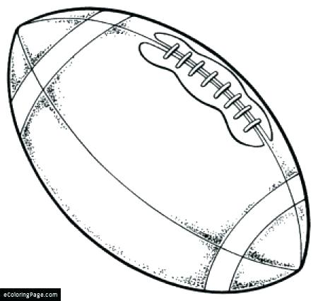450x426 Football Coloring Pages Nfl Coloring Pages Football Coloring Page