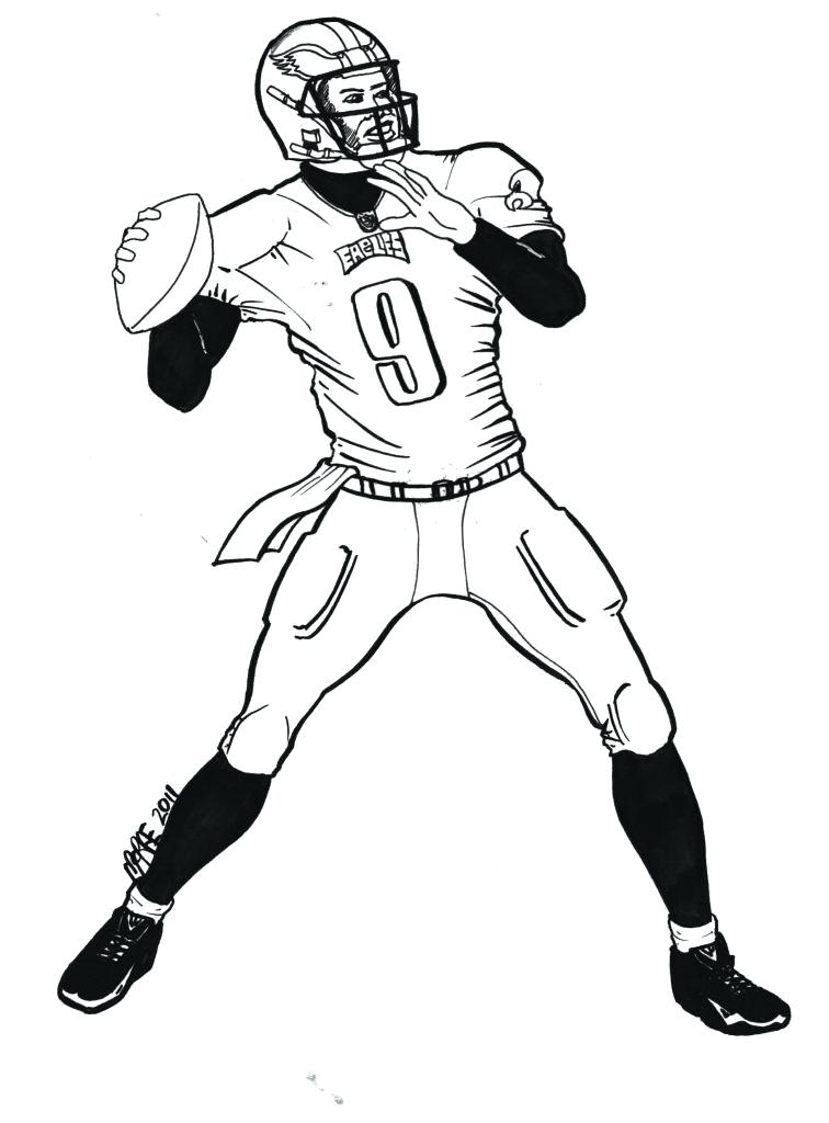 756x1024 Free Nfl Coloring Pages Football Coloring Page Photo Free Nfl