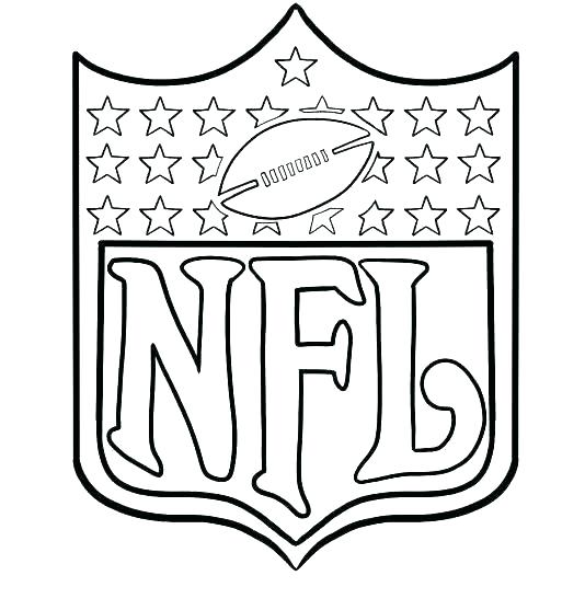 534x557 Nfl Coloring Book Coloring Book Together With Coloring Page
