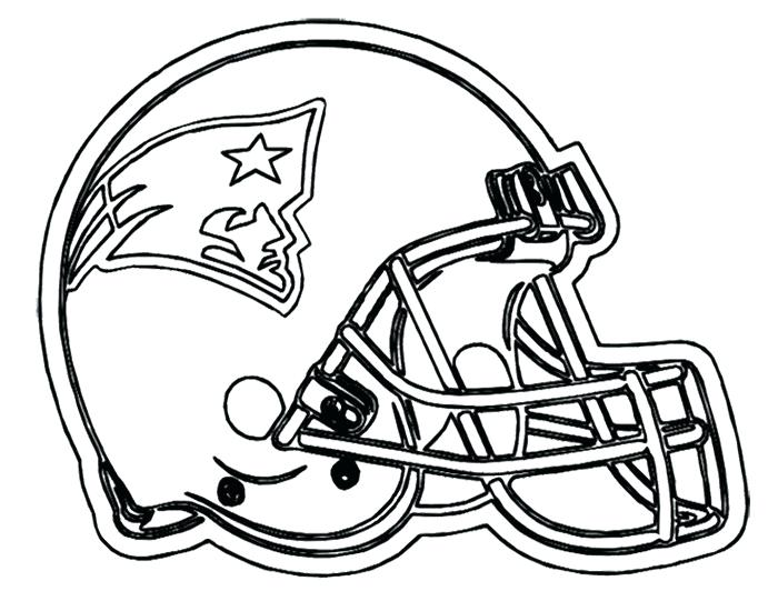 700x541 Nfl Coloring Pages Authentic Football Pictures To Color Coloring
