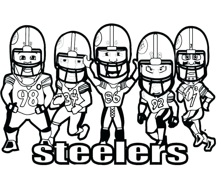 736x604 Nfl Coloring Pages Players Exquisite Decoration Coloring Book