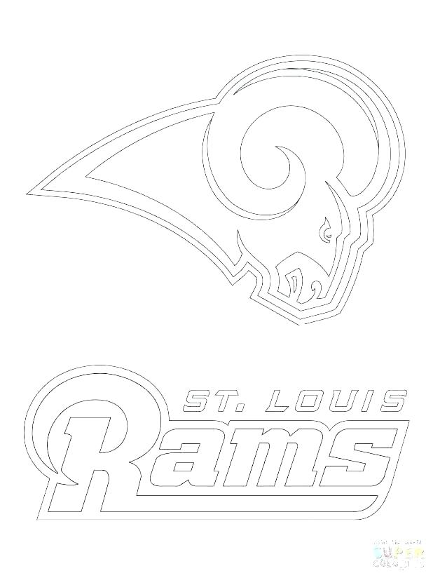 618x824 Nfl Logos Coloring Pages S S S Free Printable Nfl Coloring Pages