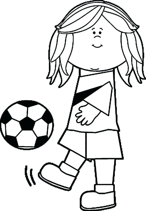 615x885 Football Coloring Pages Nfl Football Coloring Page Free Printable