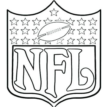 360x360 Nfl Coloring Page Coloring Pictures Coloring Pages Luxury New