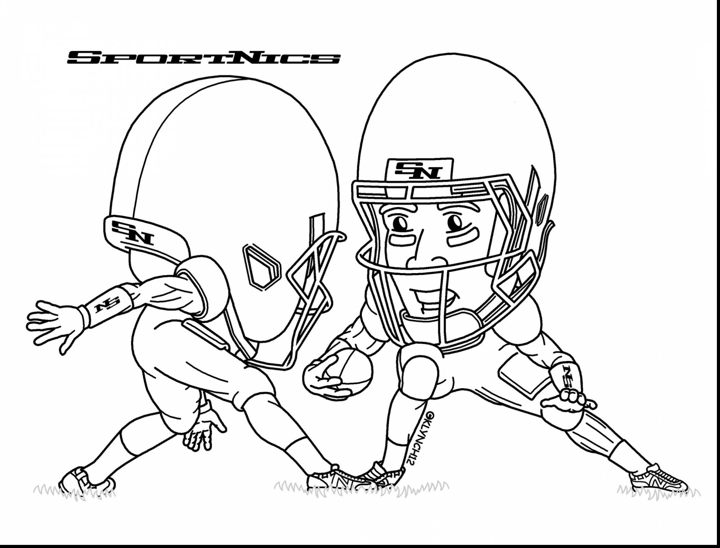 2310x1760 Astonishing Football Coloring Pages Print With Nfl Coloring Pages