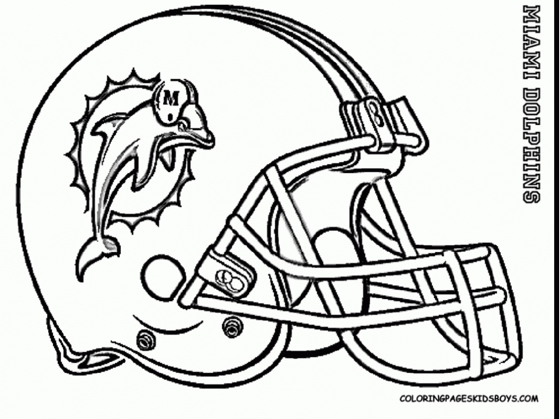 1152x864 Nfl Coloring Pages Players New Football College To Print Teams