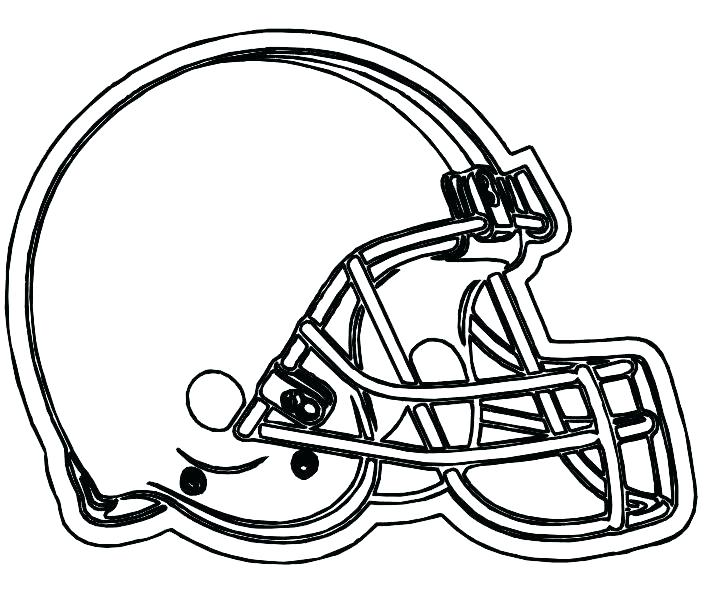 716x612 Football Helmets Coloring Pages Panda Free Nfl Football Team