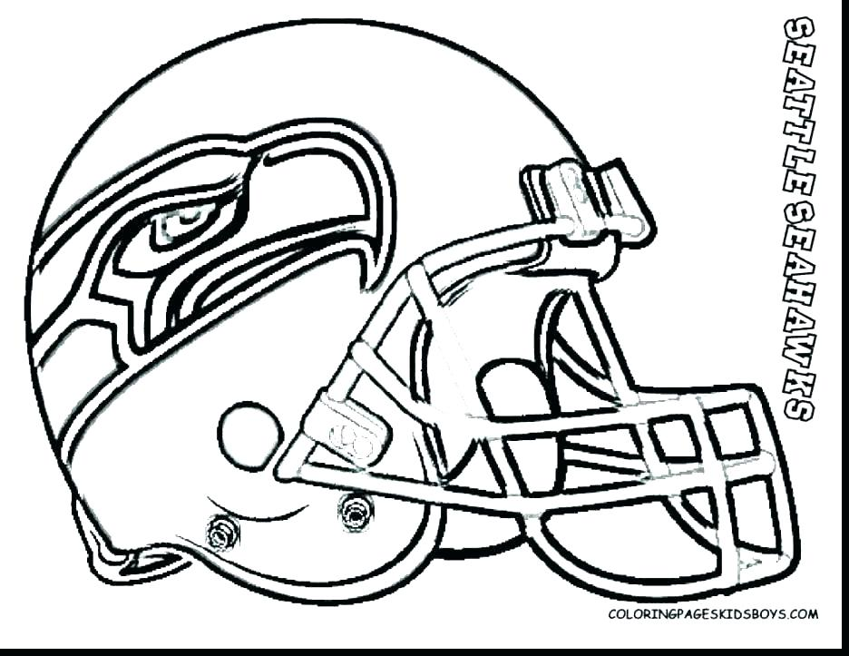 936x723 Nfl Football Helmet Coloring Pages Football Helmet Coloring Pages