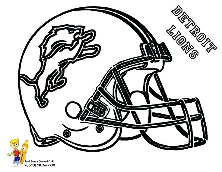 736x568 Nfl Football Helmets Coloring Pages Best Of Football Coloring