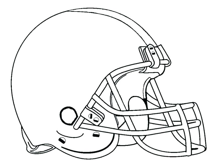 863x665 Nfl Football Team Logos Coloring Pages Logo S Printable Page