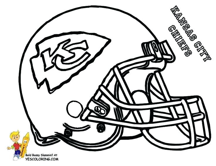 Nfl Logo Coloring Pages Printable At Getdrawings Free Download