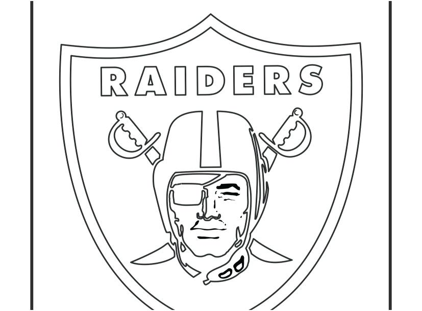 827x609 Teams Coloring Pages Free Printable Nfl Logo Coloring Pages