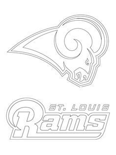 236x314 Logo Of The Nfl National Football League Coloring Page Food