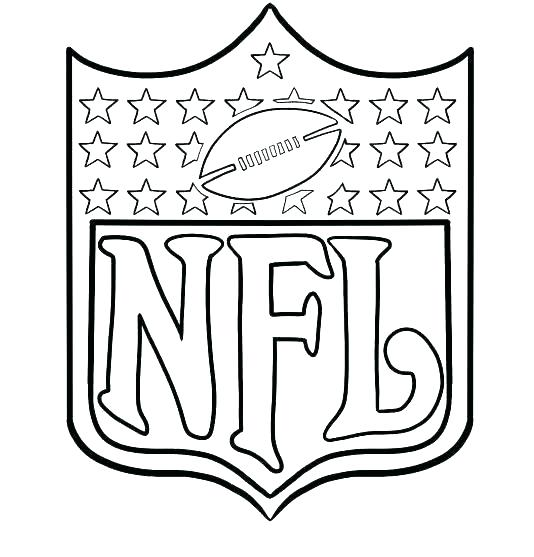 534x557 Nfl Coloring Pages Nfl Mascot Coloring Pages