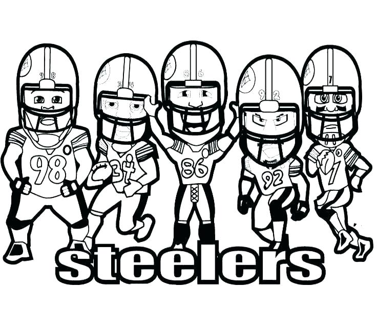 Nfl Mascot Coloring Pages At Getdrawings Free Download