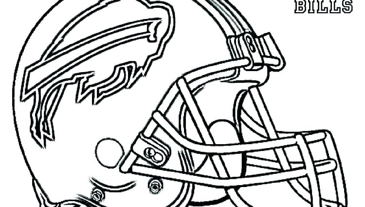 750x425 Football Coloring Pages Nfl Teams Coloring Pages Football Coloring