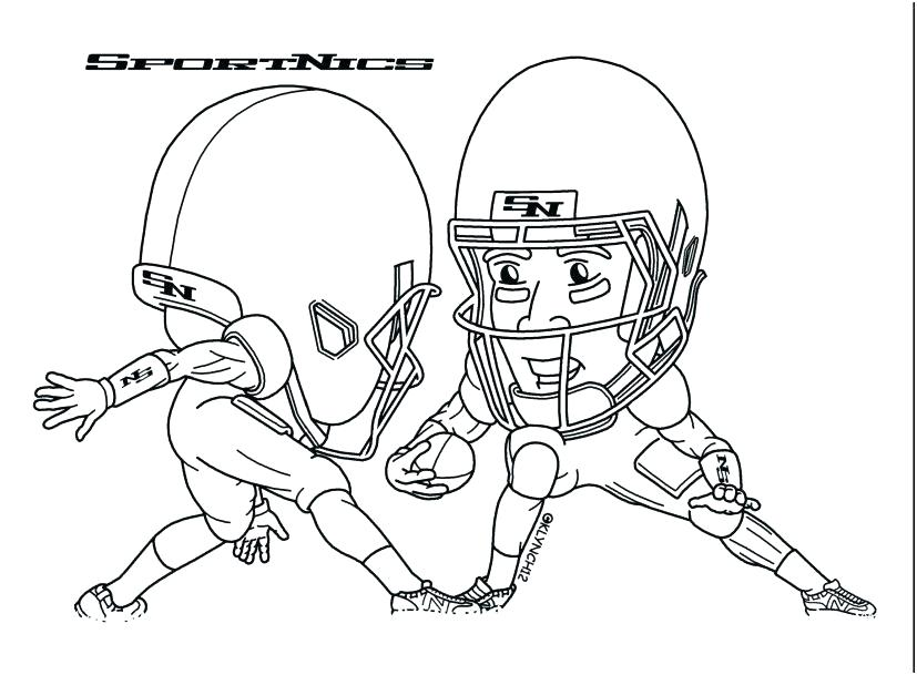 827x609 Lions Logo Coloring Page Free Printable Coloring Pages Nfl Logos