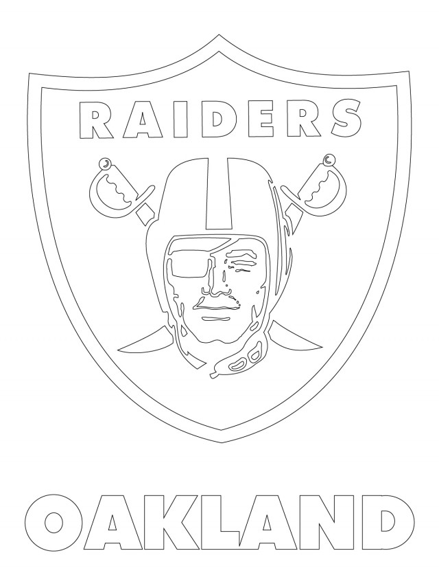 640x853 Nfl Team Logos Coloring Pages
