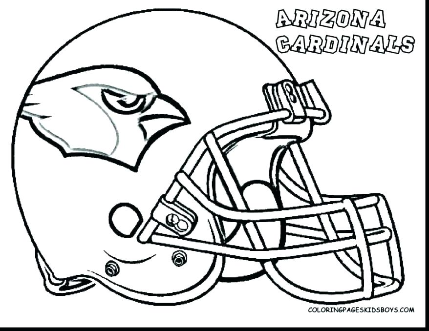 878x678 Nfl Team Logo Coloring Pages