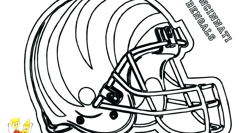 770x430 Nfl Football Helmets Coloring Pages Football Helmets Coloring