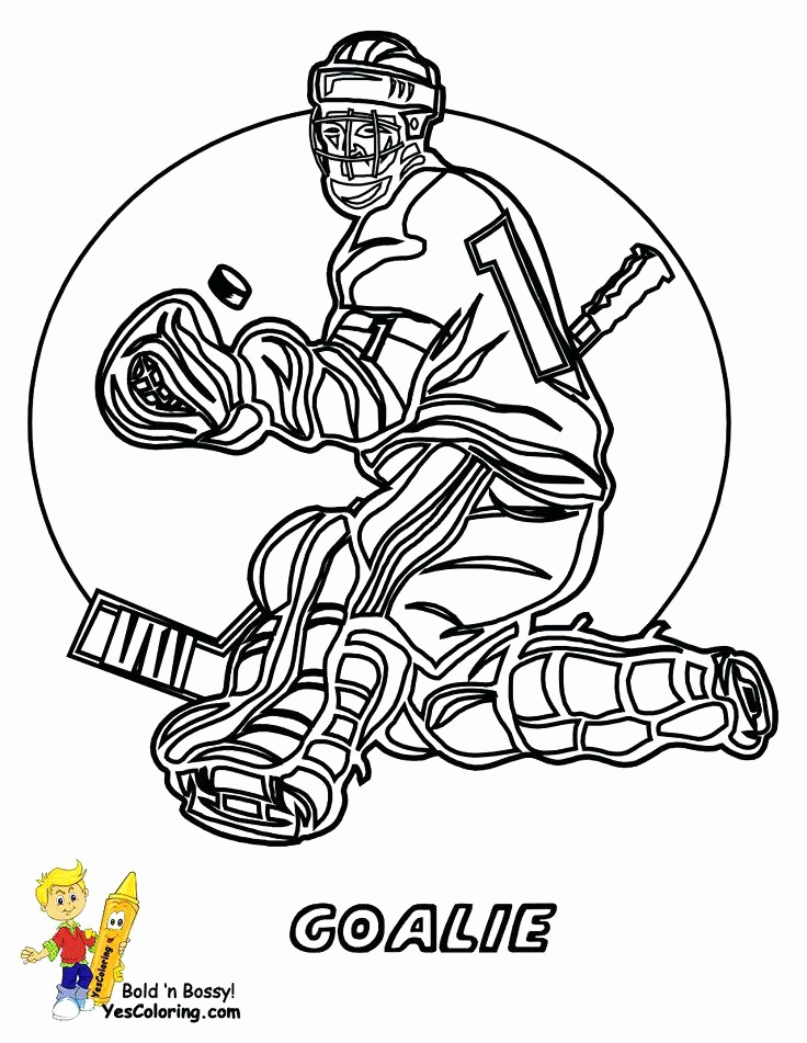 Nhl Hockey Coloring Pages at GetDrawings.com | Free for personal use ...