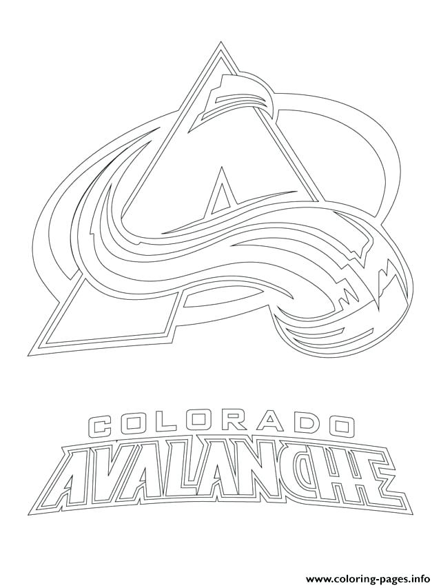 640x853 Nhl Logo Coloring Pages Click The Panthers Logo Coloring Pages Nhl