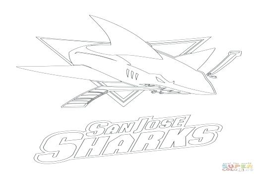 Nhl Logo Coloring Pages At Getdrawings Com Free For Personal Use